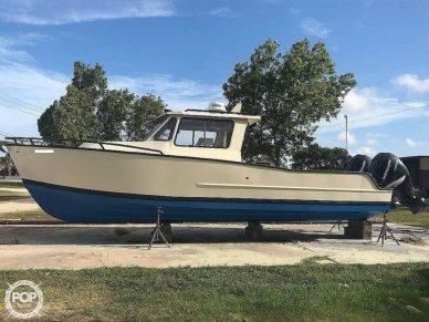 2017 Custom 35 Aluminum Hull - #2