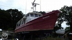 Steel Hull, Decks, And Pilothouse
