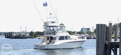 Hatteras Convertible 55, 55, for sale - $289,000