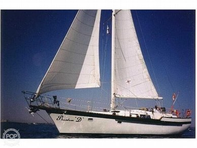1987 Irwin 43-CC MK III - #2