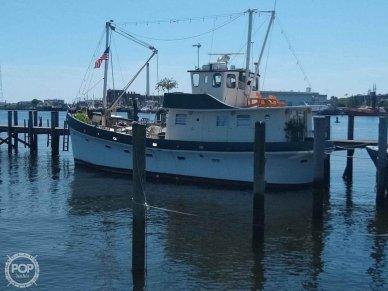 North Sea 63' Trawler, 63', for sale - $79,900