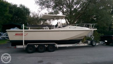 Boston Whaler 27 Center Console Cuddy, 27, for sale - $29,000