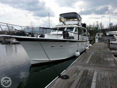 1979 Hatteras 58 Yachtfish - #2