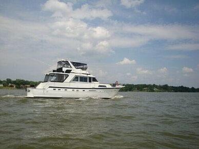 1979 Hatteras 58 Yachtfish