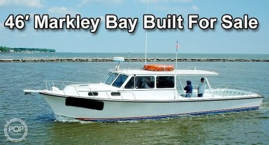 Markley 46, 46, for sale - $195,000