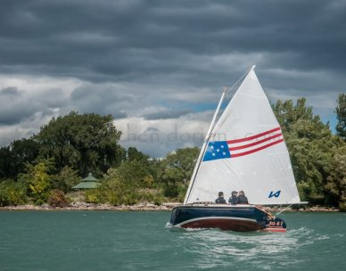 Herreshoff 18 America, 18', for sale - $28,000