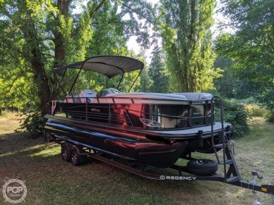 Tracker Regency 220 LE3 Sport, 220, for sale - $69,850