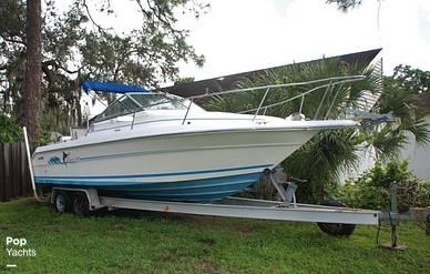 1996 Sea Ray Laguna 24 Flush Deck Cuddy - #2