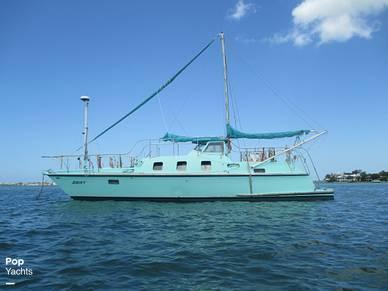 Custom 49 World Cruiser, 49, for sale - $225,000