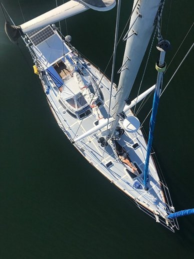 Swiss-French Blue Water Steel Cutter, 39', for sale - $90,000