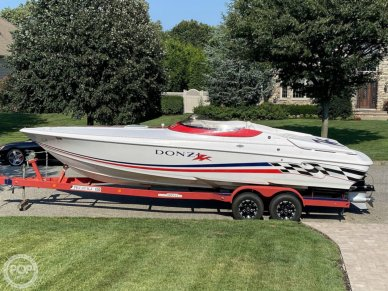 Donzi 28 ZX, 28, for sale