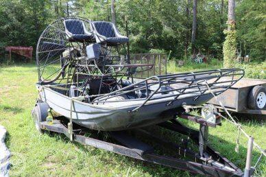 Bow Rail, Captain's Chair
