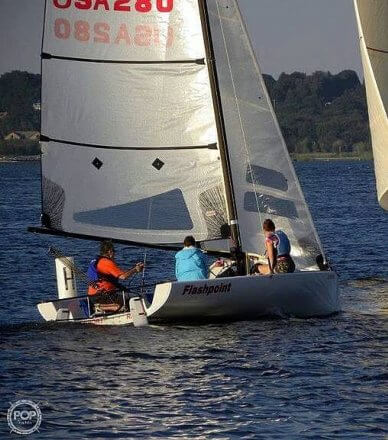 Columbia Open 5.70, 19, for sale - $19,750