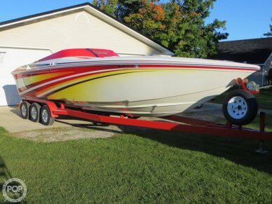 2007 Sunsation 32 Dominator SS - #2