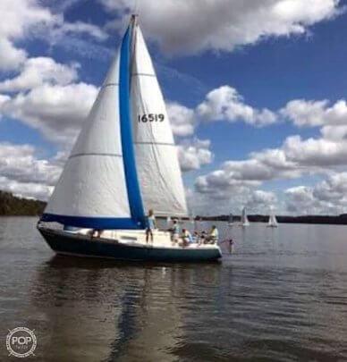 C & C Yachts MKI 35, 35, for sale - $17,700