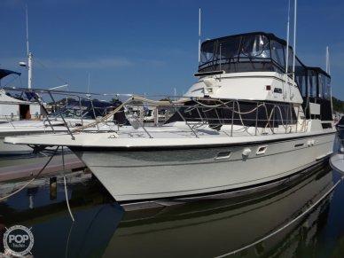 1988 Hatteras 40 Dual Cabin Motor Yacht - #2
