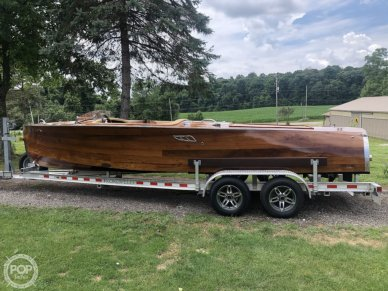 Custom Belle Isle, 22', for sale - $45,000