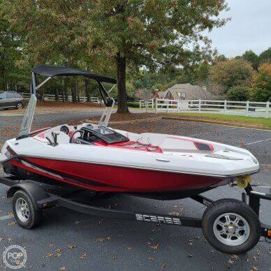 Scarab 165 HO, 165, for sale - $33,400