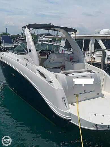 Sea Ray 260 Sundancer, 260, for sale - $57,500