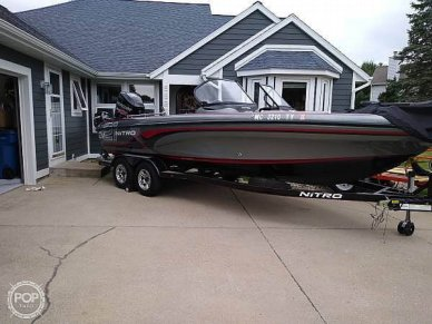 Nitro Zv Tracker White River, 21', for sale - $62,300
