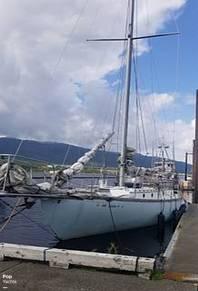 1975 Blue Water Ingrid 38