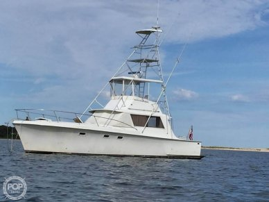 Hatteras 41' Convertible, 41', for sale - $13,500