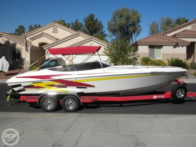 2001 Nordic Rage With Bimini And Trailer