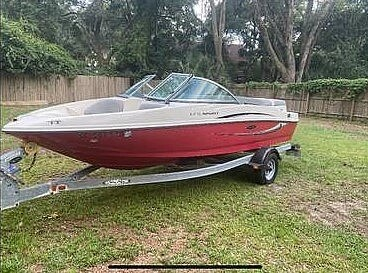 Sea Ray Sport, 17', for sale - $15,650