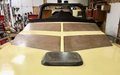 Fiberglass Hull And Deck