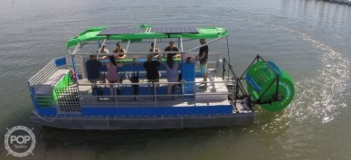 Cascade Custom Cycleboat, 23', for sale - $66,700