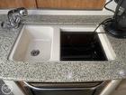 Sink And 1 Burner Stovetop