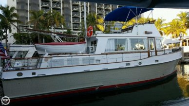Grand Banks 42 Classic, 41', for sale - $52,500