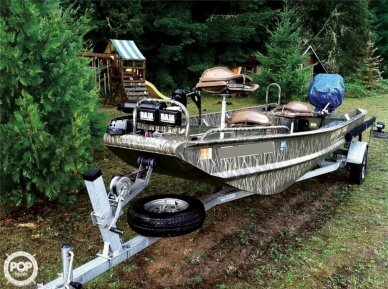 2010 Gator Trax Hyper Sport Duck Boat - #2