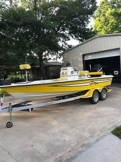 Bass Cat Baycat, 22', for sale - $35,600