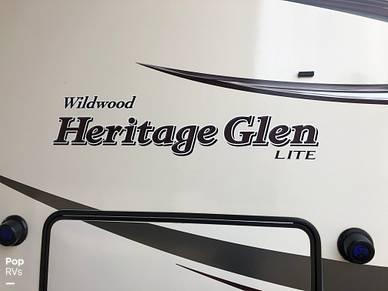2018 Heritage Glen Lite 368RLBHK - #2