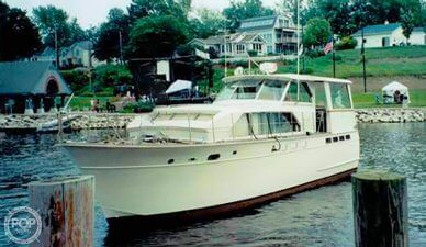 Chris-Craft CONSTELLATION 46, 46, for sale - $25,750