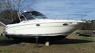 2005 Sea Ray 290 Amberjack - #2