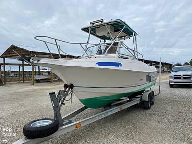 Aquasport 225 Explorer, 225, for sale - $13,250
