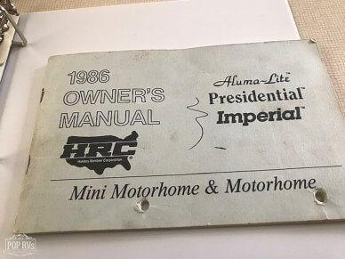 1986 Presidential 33CL - #8