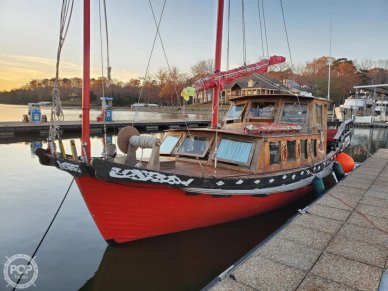 Chinese Junk 36, 36, for sale - $46,500