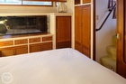 Aft Cabin Cabinetry And Hanging Locker