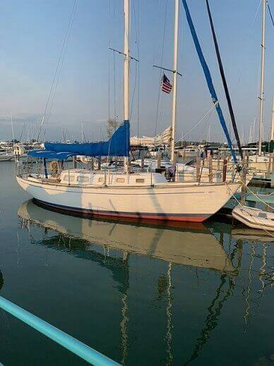 CAL 36, 36, for sale in Ohio - $16,000