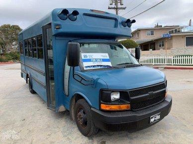 2009 Collins School Bus Conversion - #2