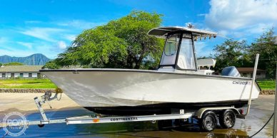 Contender 21 Open Fisher, 21, for sale - $33,400