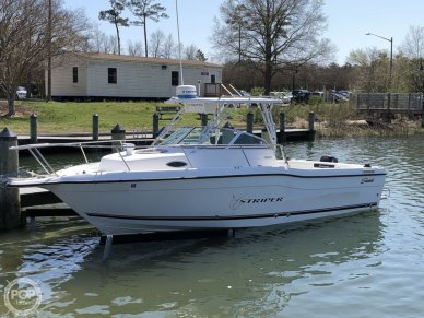 2001 Seaswirl 2600 Striper