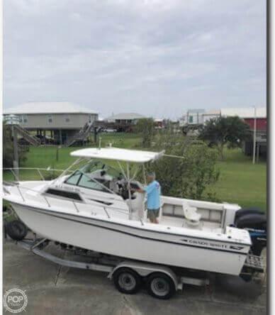 Grady-White Sailfish, 25', for sale - $22,750