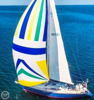 C & C Yachts 41 Wing Keel, 41, for sale - $69,000