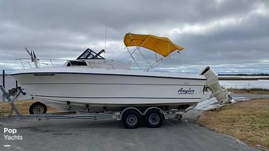 Angler 25, 25, for sale - $39,000
