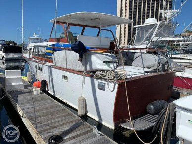 1960 Stephens Brothers 36 Flush Deck Motoryacht - #2