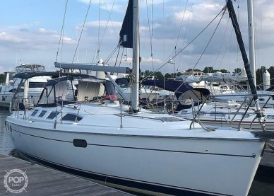 Hunter 386, 386, for sale - $94,500